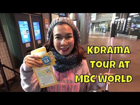 KDrama Tour at MBC World 📺  | Korea Fall 🍁 Day 3 Vlog 🇰🇷