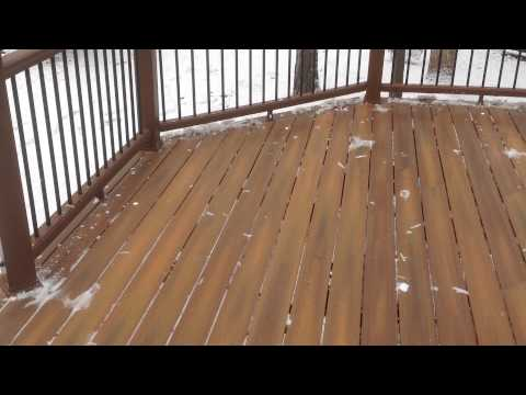 DECK Builder discusses composite decking, railing, and lighting