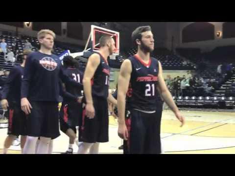 Pepperdine Men's Basketball at San Diego