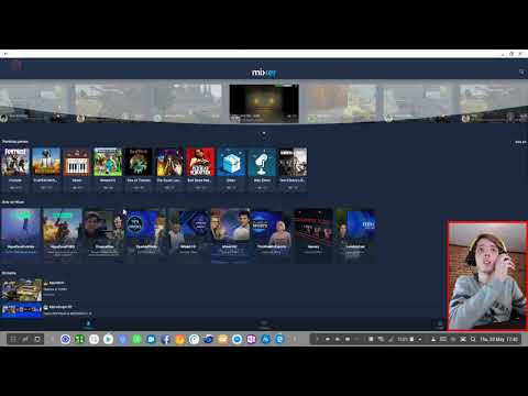 How to become a Mixer Game Streamer on Samsung DeX (Android Desktop) | Live Stream Gaming Videos
