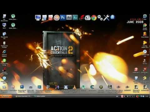 Como descargar Action Essentials 2 Video Copilot