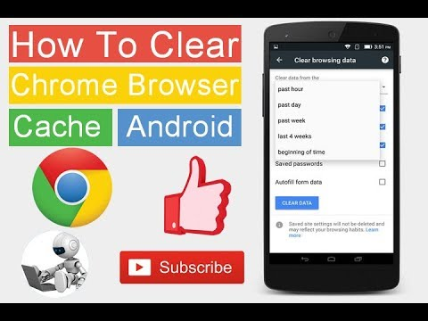 How to Clear Chrome browser history on Android mobile By TS Tech Talk