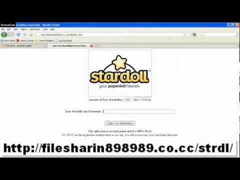 Stardoll Free Stuff 2012