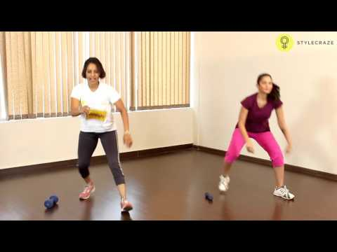 SQUAT JUMP Exercise For Women | How To