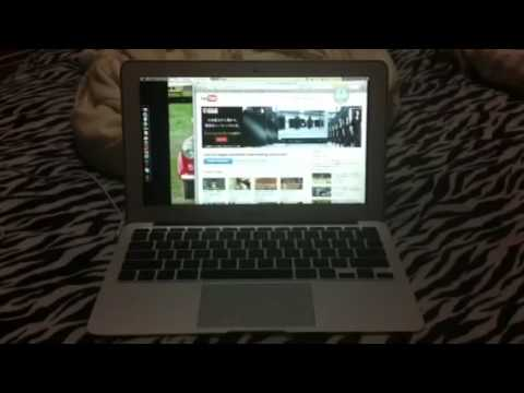 Macbook air 2011 speech recognition