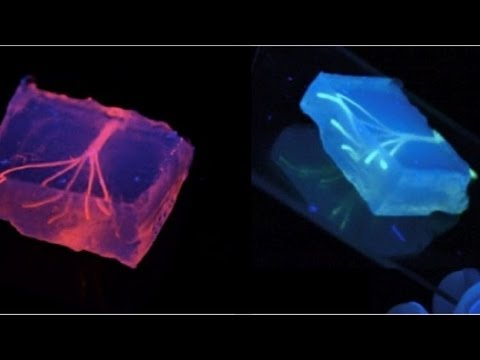3D-printing for making artificial Blood vessels
