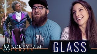 Glass - Official Trailer #2- REACTION and REVIEW!!!