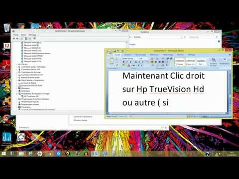 [Tuto] Desactiver sa Webcam sur Windows 8