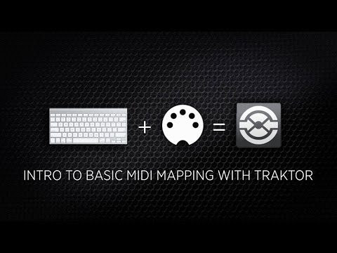 Basic Midi Mapping With Traktor
