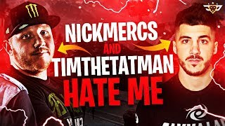 NICKMERCS AND TIMTHETATMAN HATE ME! FUNNIEST VIDEO I