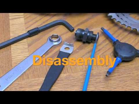Removing Square-Taper Bicycle Cranks