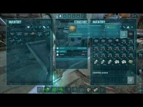 How to make Electronics - ARK Survival Evolved