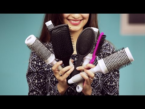 Your Must Have Hair Brushes | Hair Styling Tools