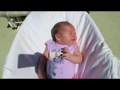 Newborn Passport Photo Shoot
