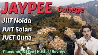 JAYPEE Institute of Information Technology Noida | JUIT Solan | JUET Guna
