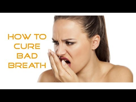 How To Cure Bad Breath Naturally Forever Permanently Eliminate Bad Breath With 5 Natural Tips