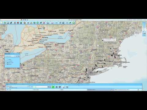 Create a Demographic Profile by Zip Code Using Map Business Online