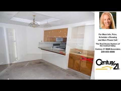 1109 E Orangeburg Ave Unit 14, Modesto, CA Presented by The Real House Hunters of the Central