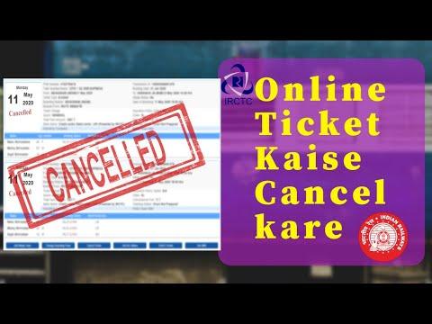 How to Cancel your Train tickets| IRCTC|    Ixigo| Railway Ticket cancel.