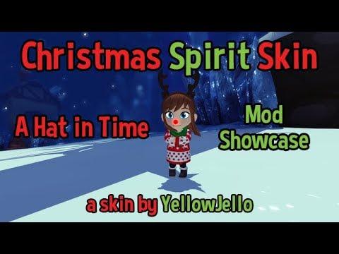 Christmas Spirit [Skin - A Hat in Time Mod Showcase]
