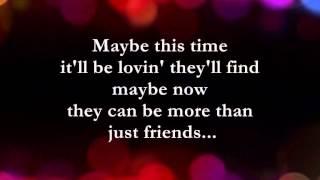 Maybe This Time  || Lyrics ||  Michael Murphy