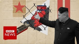 How is North Korea evading sanctions? - BBC News