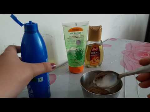 Amla Hair Mask for Shiny, Soft Hair