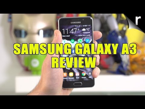 Samsung Galaxy A3 6 (2016) review: A mini S6 by another name