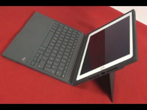 Logitech Blok : quand l'iPad Air 2 devient un PC