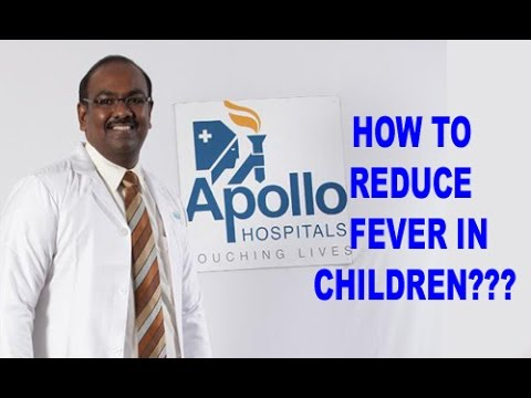 How to reduce fever in children ??? |  Dr.Dhanasekhar Kesavelu Full HD Vdeo