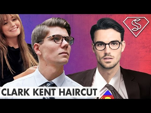 Clark Kent Hairstyle - Superman Henry Cavill inspired style - Men's Hair