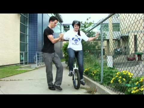How to Ride a Unicycle: Basics