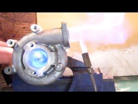 DIY Turbo Flamethrower