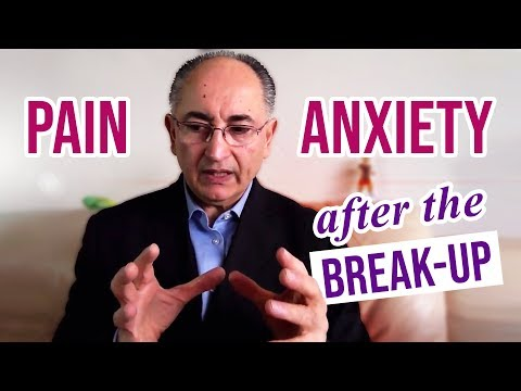 Why Anxiety and Pain after a BreakUp?