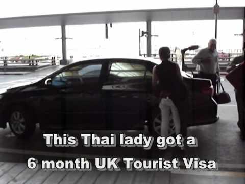 thai girlfriend travel uk