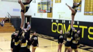 RCHS Cheerleaders