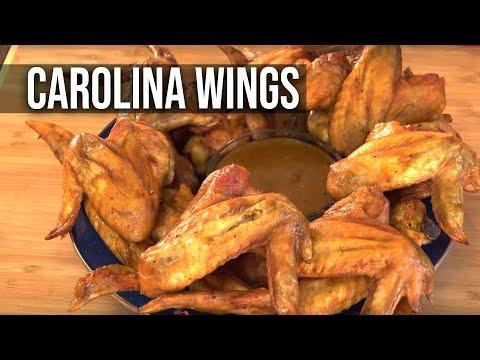 Carolina Chicken Wings