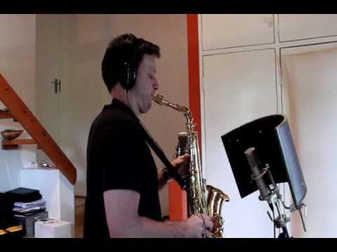 Recording Alto Sax