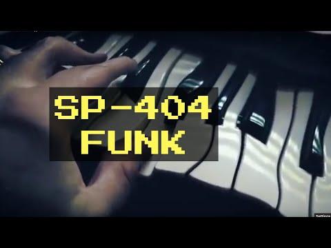 SP-404 LOFI JAZZ SESSION // Funk For Mr. Green