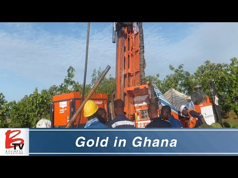 Gold in Ghana - Cardinal Resources