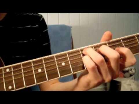 Acoustic Guitar Lesson   Jack Johnson - Banana Pancakes