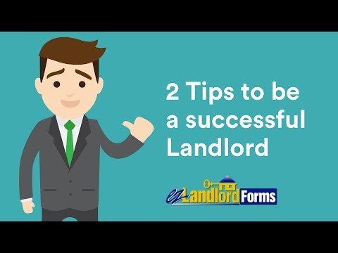 2 Simple Tips to be a Better Landlord