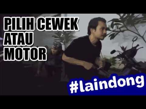 Iklan Lucu - Pilih Cewek Atau Motor - #laindong
