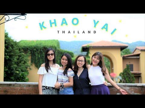 Travel With Me To - KHAO YAI?! | #JessXTravel