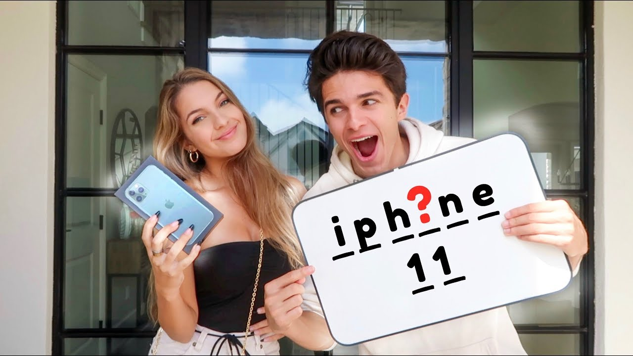 GUESS THE WORD AND I'LL BUY IT!! (CHALLENGE) | Brent Rivera