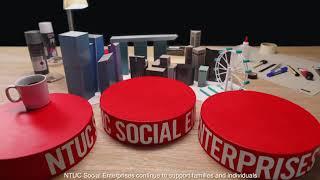 NTUC Social Enterprises: How We Began