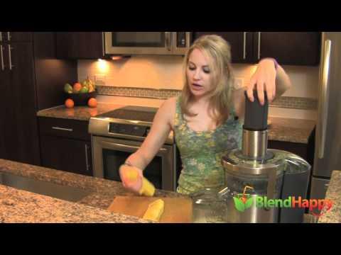 Pineapple Kiwi Fruit Juice Recipe
