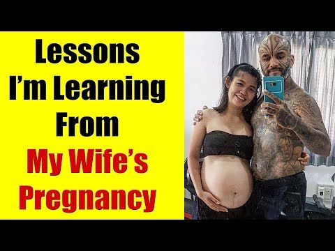 Lessons I'm Learning From My Wife's Pregnancy