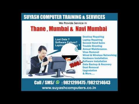 Laptop Repair Services in Thane, Mumbai & Navi Mumbai