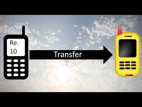 Transfer mobile balance from NTC to NTC 2016